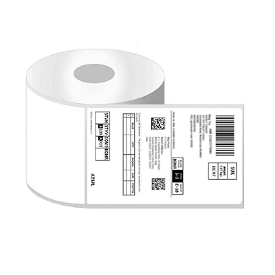 Direct Thermal Paper Bar Code Label 4x6 Direct Thermal Label Rol