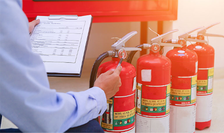 Fire Extinguisher Repair & Service by Office Utility Expert:
